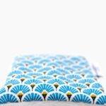Ventaglio azzurro